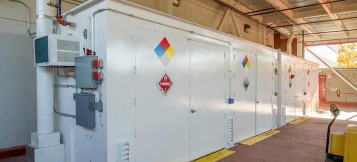 Hazardous Building Material : Us coatings offers prefabricated hazardous material