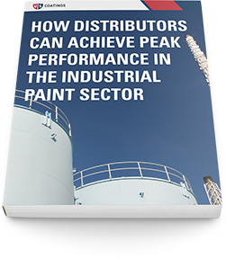 A Distributor's Guide to the Industrial Paint Sector